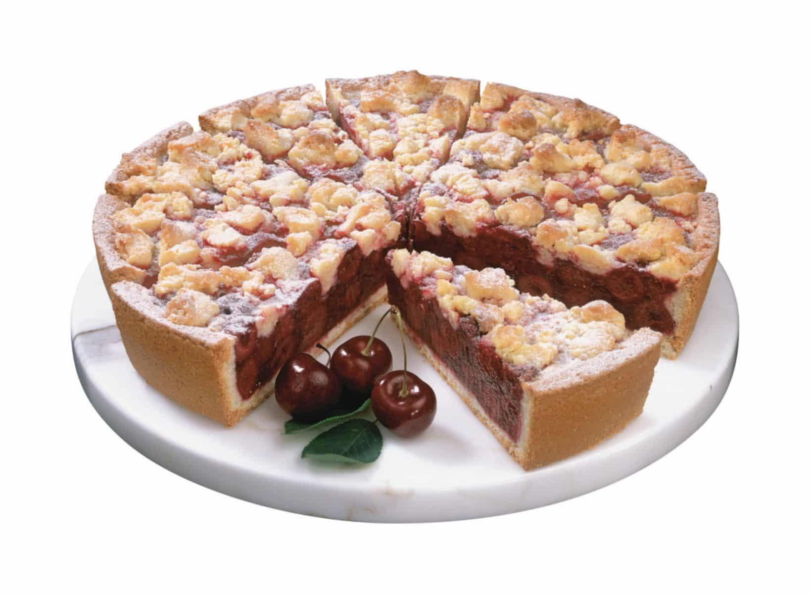 3439 Premium Kirsch Streusel Torte K D Backwaren I
