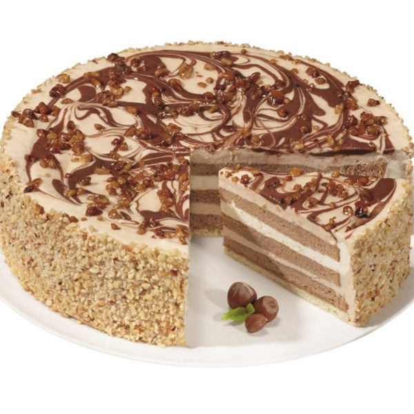 3431 Pfirsich Creme Fraiche Torte K D Backwaren I